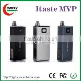Alibaba hot selling top quality cheap itaste mvp mod unique design accept paypal payment