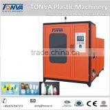 PE Plastic Processed and New Condition 1L 2L PE bottle jerry cans plastic blow moulding machine