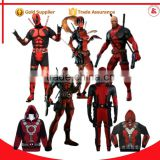 professional cartoon character adult sex cosplay costumes deadpool costume for men                                                                         Quality Choice                                                     Most Popular