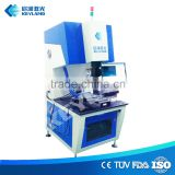 High Performance 20w Fiber Laser Silicon Wafer Laser Cutting Machine