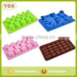 Factory Multiple Styles Cake Molds Existing 3d Silicone Cake Tools Ice Molds                                                                         Quality Choice