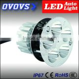 Top quality15w 12v electric motorcycle led headlight/energy saving spotlight for auto parts