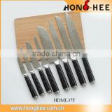 vg10 Pakistan Damascus Steel Kitchen Knife Set