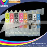 Refillable Ink Cartridge for Epson Stylus Photo R2000 Cartridges