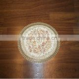 Tapestry jacquard table mat