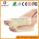Silicone Arch Flatfoot Orthotics Massage Pad Insoles gel socks dancing jelly socks                                                                                                         Supplier's Choice