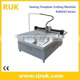 Cutting Plotter (Sewing Machine CAD CAM Cutter Plotter Template Pattern PVC Acrylic Sample Maker Cutting Machine)