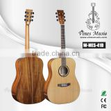 41 inch high quality china wholesale acoustic guitars price musical instrument W-MES-41D)