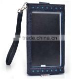 leather phone case for archos 50 oxygen