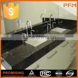 Good Quality & Best Price in China Cheap Stone Black Galaxy Granite Kitchen Countertop