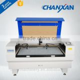 Skype nancyhyy88 wedding dress CO2 laser cutting machinery/fabric flower laser engraver tool