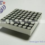 Individual factory-made 3.75mm rgb dot-matrix display for indoor