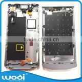 Mobile Phone Middle Frame Bezel for Blackberry P9982