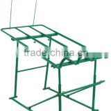 supermarket pottery fruit and vegetable display rack racking supermarket shelves HSX-032