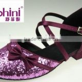 High heel shoes for children , dance shoes , Athletic shoe