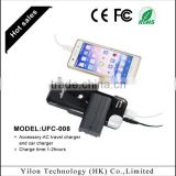 new type design universal portable for panasonic lumix camera battery charger
