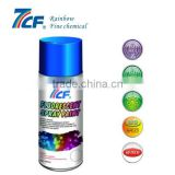 more colorful fluorescent aerosol spray paint