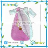 Factory Manufacture Lovely Design cotton Baby winter Sleeping Bag