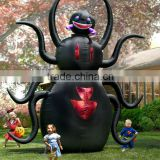 giant halloween inflatables inflatable halloween decorations Halloween Inflatable Animated Giant Black Spider