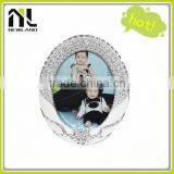 Lovely baby photo frame for birth souvenir