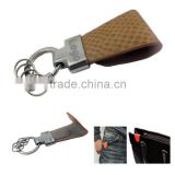 Genuine leather magnet key holder, multiple key holder, designer leather key ring