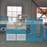 35% Save energy New Patented 4 wires Intermediate-fine Copper wire drawing machine and annealer+Big Spooler