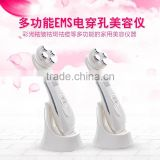 skinyang new machine for blackhead pimples acne therapy and photon stimulator for Skin Tightening and acne treatment