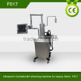 1MHz Fat Cavitation Device Cavitation Rf Machine Slimming Rf And Cavitation Slimming Machine Lymphatic Drainage For Slimming Ultrasonic Liposuction Cavitation Slimming Machine