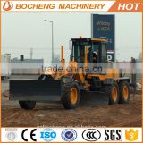 Chinese best machine Grader Price with Blade and Key Spare Parts GR135 xcmg grader 135hp