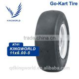 go kart tire 11*6-5 super friction racing tire