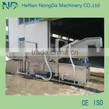 industrial fruit vegetable puree washing machine