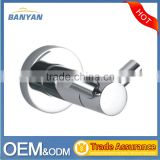 Bathroom Accessories Stainless Steel 304 Bathroom Double Towel Hook