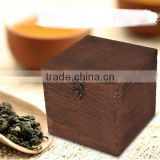Paulownia Chinese custom gift box,wooden tea box