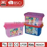 Popular Plastic Storage Container 18L