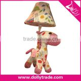 Colorful boys and girls animal night lamp