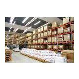 Industrial Warehouse Steel Racking Systems , Versatile Selective Pallet Rack