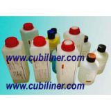 hematology reagent bottles