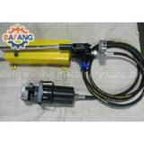 Steel strand hydraulic shear
