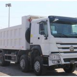 SINOTRUK HOWO 8*4 TIPPER TRUCK LOADING 30-40 TONS CAPACITY