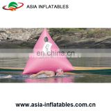 Floating Inflatable Water Buoy for Sea, Floating Marker Buoy, Inflatable Fishing Float Tube Inflatable Marker Buoy