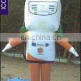 Petrol Bunk Shape Inflatable Costume