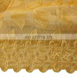 gold nigerian cord lace with handcut and sequins design