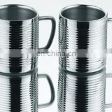Stainless steel Cappuccino Coffe mug