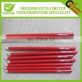 Promotional and School Logo Printed Cheap Pencil