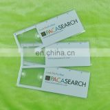 Online shopping on Alibaba pvc plastic small bookmark magnifying glass