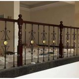 Decorative Indoor stair balustrade