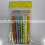 plastic bullet push pencil