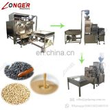 Multifunction Good Performance Tomato Tahini Sauce Groundnut Butter Making Machine Sesame Paste Production Line