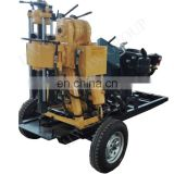 hydraulic rotary water well drilling rig/mud rock mixed water well drililng rig for sale