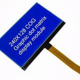 COG Graphic dot matrix  display module 240128A-COG Character Monochrome Lcd Display Module